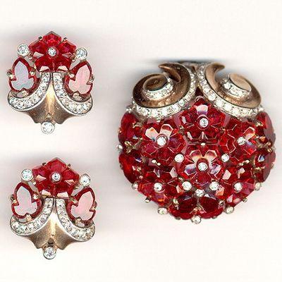 796d8fb57680 Брошь с рубином. Запонки, зажимы, броши, брелоки, сувениры из золота ...